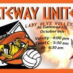 Lady Olys Volleyball Host Northglenn