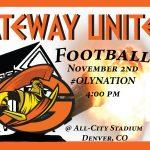 Olympian Football vs Denver South