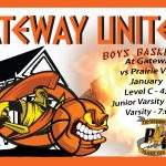 Olympian Boys Basketball vs Prairie View HS