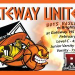 Olympians Boys Basketball hosts Brighton HS Bulldogs