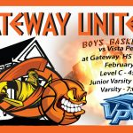 Olympian Boys Basketball Hosts Cross-Town Rivals Vista Peak