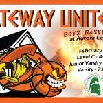 Boys Oly Basketball Visits Aurora Central Tonight