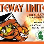 "Lady Olys Basketball Host Aurora Central on ""Senior Night"""