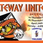 Olympian Baseball on the move to Thornton HS