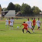 Boys Junior Varsity Soccer beats Mountain Range 6 – 2