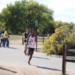 Yasin Sado – 1st Place in EMAC Cross Country Championships