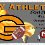 Olympian Football hosts #3 Montrose HS