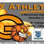 Lady Olys Basketball Open Season Tonight at Gateway