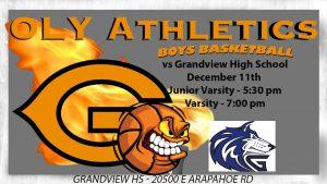 Gateway High School Boys Basketball