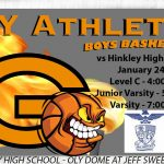Boys Basketball hosts cross-town rival Hinkley