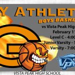 Olympians On The Road Vs Vista Peak