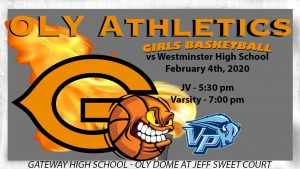 Gateway Lady Olys Basketball vs Vista Peak