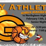 Lady Olys 2020 Senior Night vs Northglenn