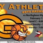 Olympians Boys take on Northglenn Tonight
