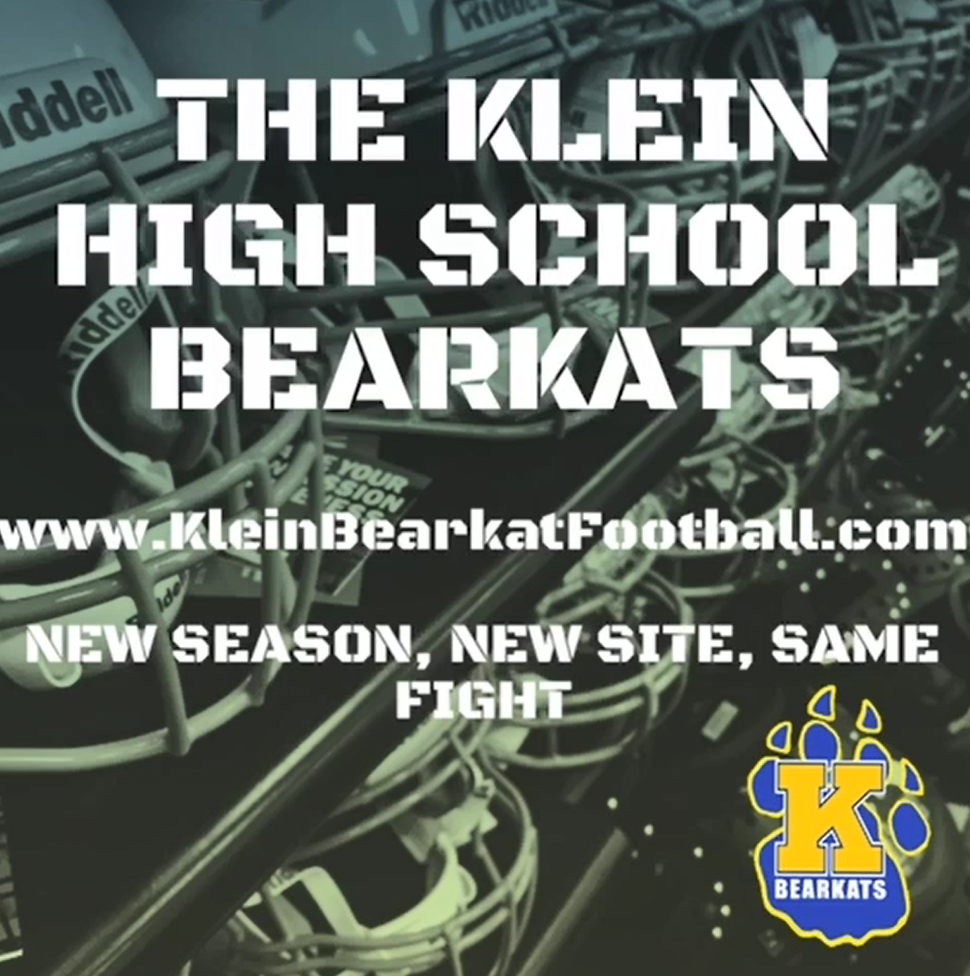 www.KleinBearkatFootball.com
