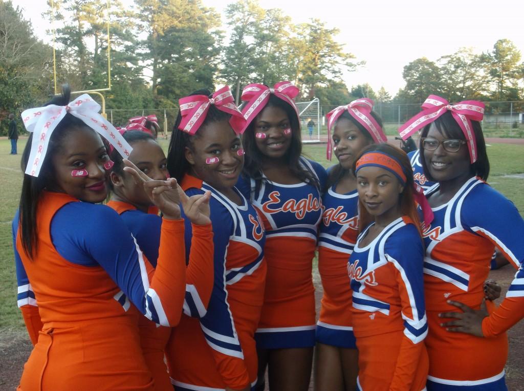 2015 Varsity Cheerleaders