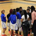 Columbia High School Girls Varsity Basketball beat Chamblee High School 46-37