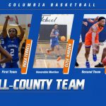 Columbia Basketball Honors