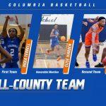Columbia Basketball Honors