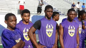 7-on-7 Event at Joe Brown