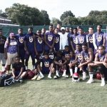 Purple Knights Visit Alabama Crimson Tide