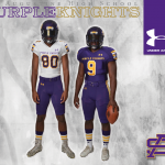 New Unis For Purple Knights