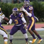 Justice McCoy named GNOSF QB Club Player of the Week
