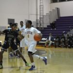 Purple Knights pull 73-64 Win Over Shaw