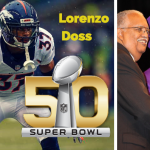 Super Bowl Champion Lorenzo Doss to throw First Pitch