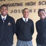 Purple Knights: Members of UYA's Junior Broadcast Team