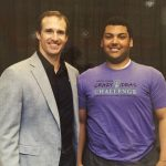 Derbigny: Third in Drew Brees' Trust Your Crazy Ideas Challenge