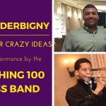 Video: Blaine Derbigny presentation & Marching 100 Brass Band