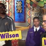 News with a Purple Twist: Students visit WGNO