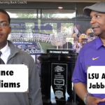 Lance Williams Interviews LSU's Jabbar Juluke