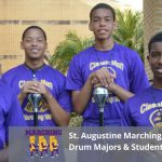 Presenting your 2016 – 17 Marching 100 Drum Majors