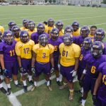 Purple Knights begin using new practice facility as football season starts
