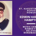 St. Augustine Honors Edwin Harrell Hampton, Beloved Bandmaster