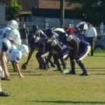Saint Augustine High School Freshman Football beat Jesuit High School 22-6
