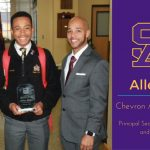 Tennis Player and Scholar selected as Chevron Athlete of the Week