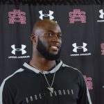 Purple Knight Leonard Fournette spends Birthday Giving Back – Student Video