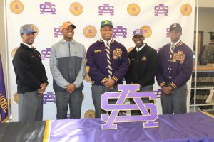 St. Augustine High School National Signing Day 2017