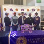 St. Augustine student-athletes Commit to Collegiate Athletics on Signing Day