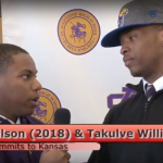St. Aug Film Crew covers National Signing Day