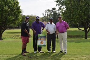 St. Aug Dallas-Fort Worth Alumni Chapter hosts successful Golf Tournament