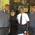 Film students interview Culinary Legend Wayne Baquet – Video