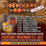 Thanksgiving Week Basketball: Schedule Update
