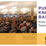 Purple Knight Baseball Kicks off year with Family meet & greet