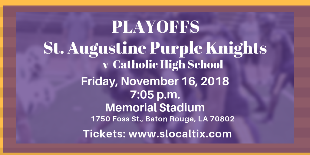 Purple Knights advance to face Catholic High School in playoffs