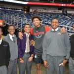 Kelly Oubre Jr. awards scholarships to St. Augustine students: video