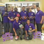 Bowling Team awarded S.E.T.S. Grant